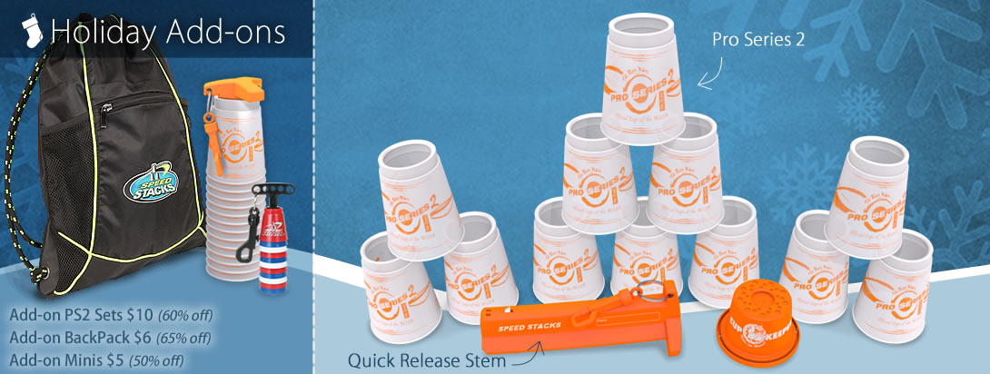 Speed Stacks Pro Series 2