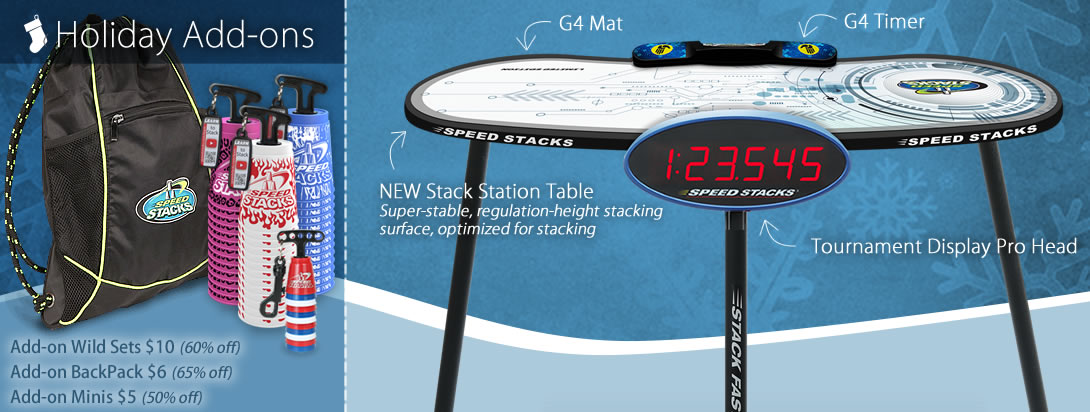 Speed Stacks Stack Station Pro