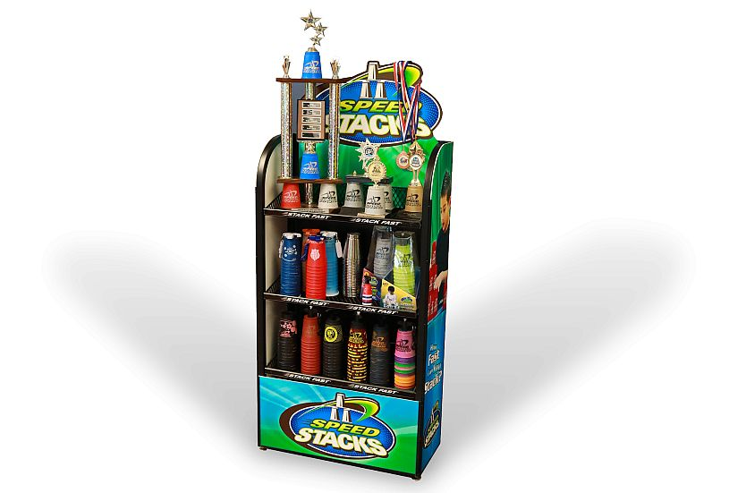 Speed Stacks Sport Stacking Display